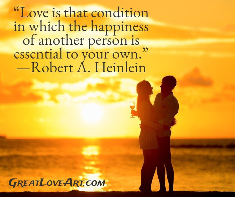 Romantic Couple Images with Quotes - Great Love Art